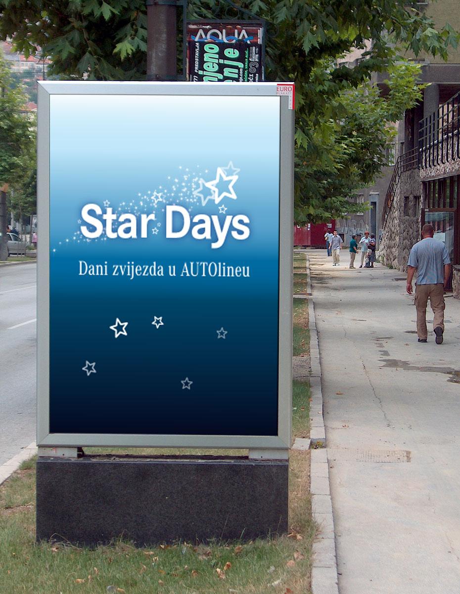 Star Days City Light