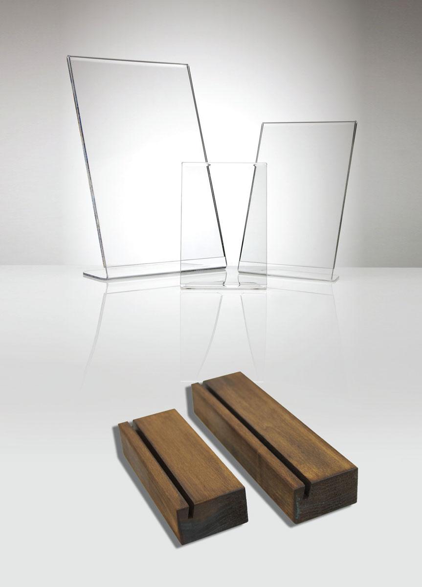 Plastični i drveni držači za cjenovnike