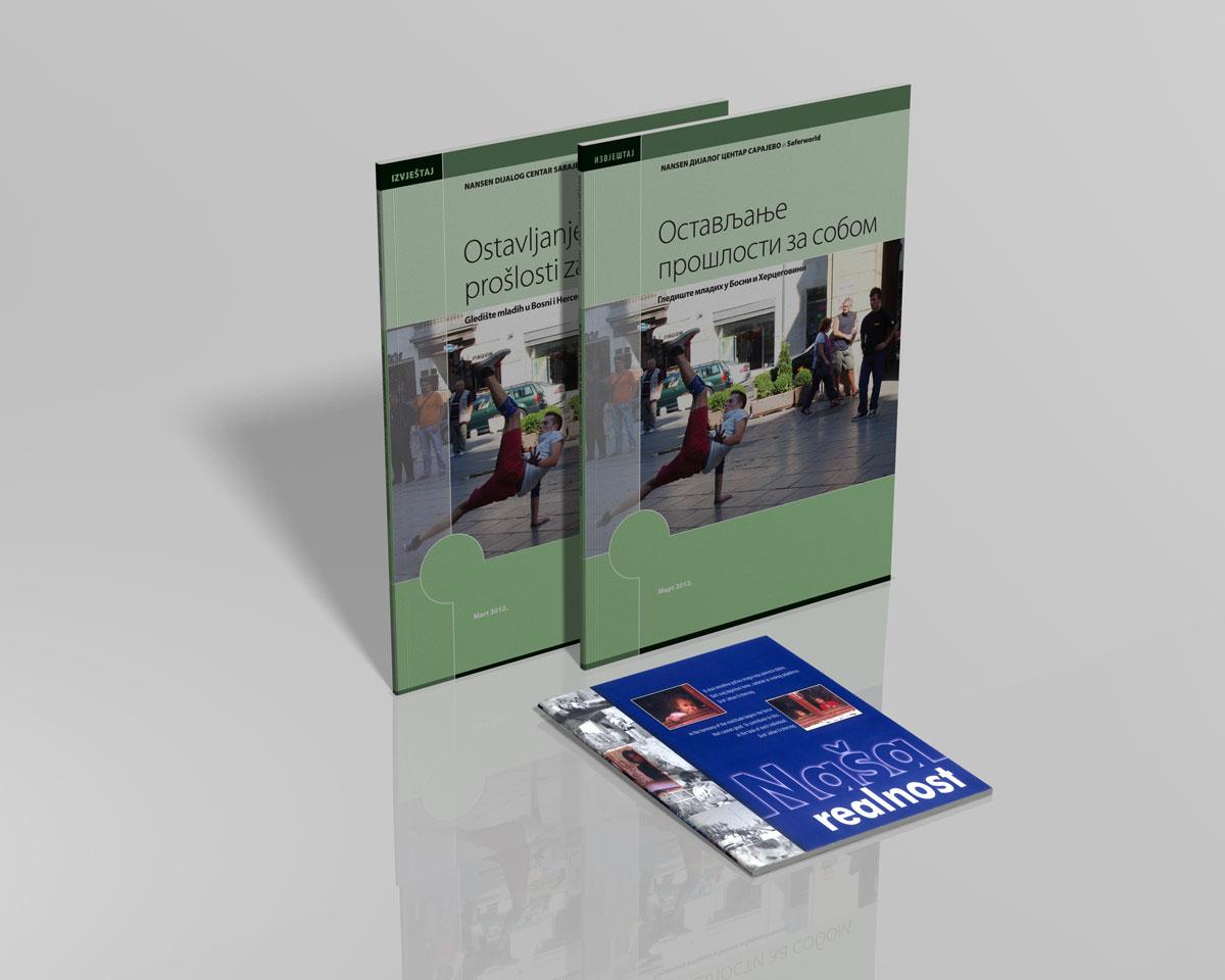 Publikacije – brošure za NVO (NGO) sektor